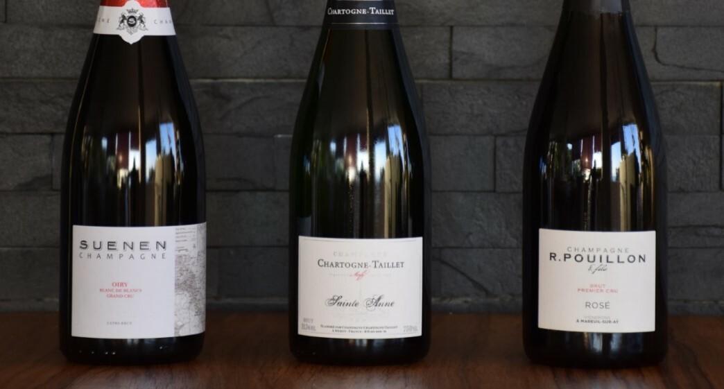 Coffret Champagnes des Vignerons