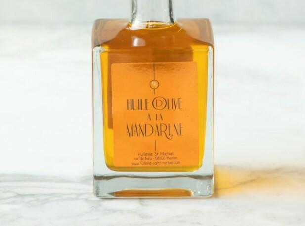 Huile d'Olive à la Mandarine